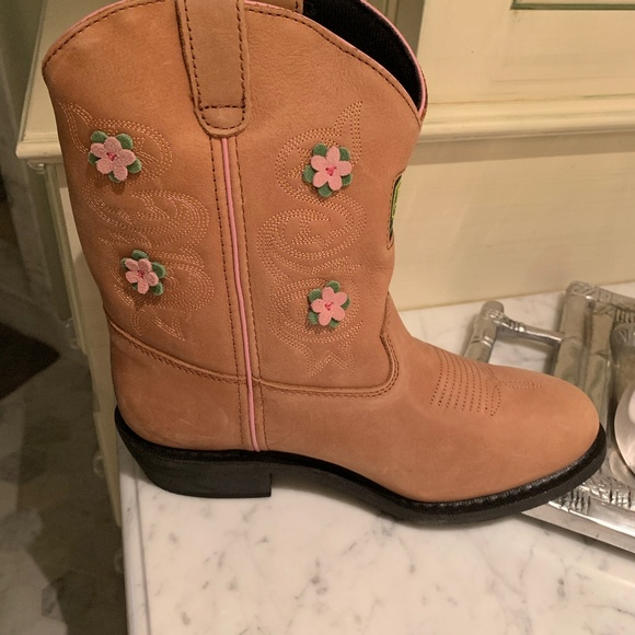 77021da66 John Deere Shoes | Western Boots Youth 6m 8m For Womens | Poshmark